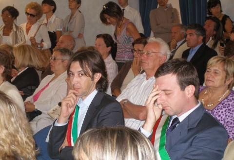 Ad un convegno delegato dal Sindaco