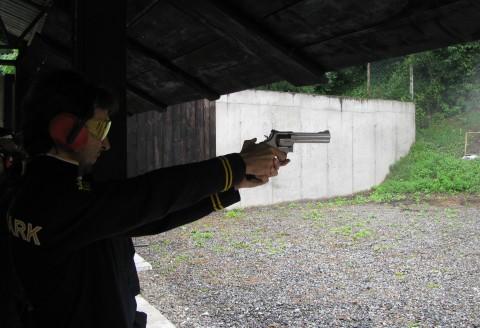 Al poligono di tiro