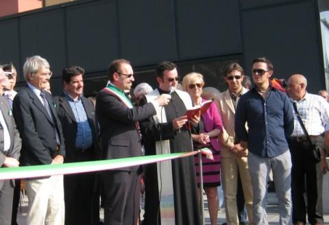 Inaugurazione nuova Piazza Vittorio veneto